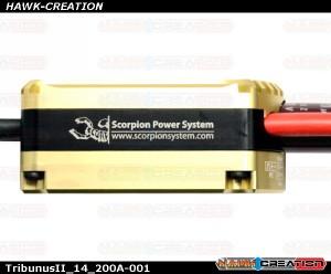 Scorpion Tribunus II 14-200A ESC