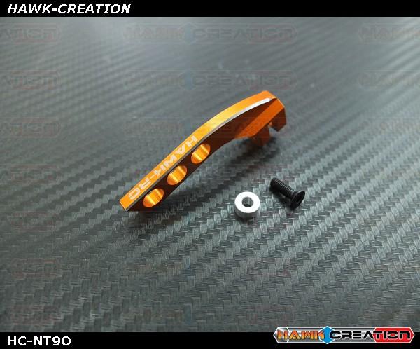 Hawk Creaction Neck Strap Balancer For FrSky X9D Jr / Spektrum (Orange)