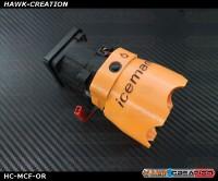 4525/850MX Motor Cooling Fan - Orange