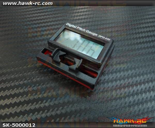SKYRC DPG-020 Micro Digital Pitch Gauge (100-450 Class)
