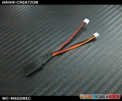 Micro Size Gyro Dual Bec input Adapter (Pico , Micro IKON2)