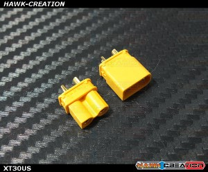 XT30 Plug  x 1 Pair