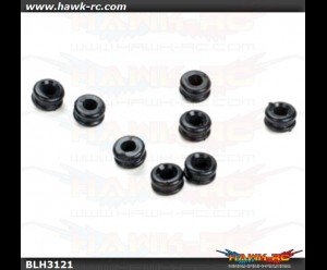 Canopy Mounting Grommets (8): 130 X