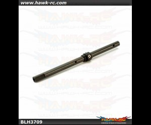 Carbon Fiber Main Shaft w/Collar: 130 X