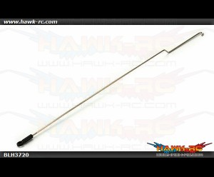 Tail Linkage Pushrod Set: 130 X