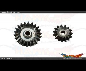 Metal Rear Tail Gear Set: 130 X