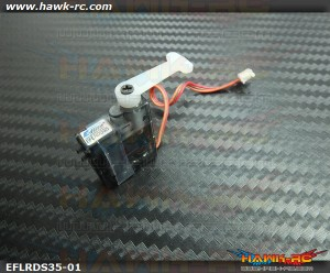 E-Flite 3.5-Gram DS35 Digital Super Sub-Micro Servo For 130 X