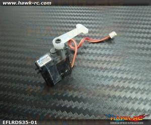 E-Flite 3.5-Gram DS35 Digital Super Sub-Micro Servo For 130 X