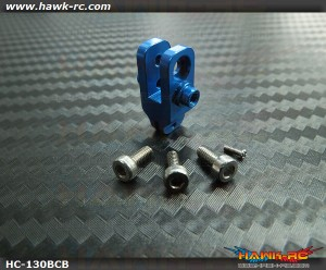 Hawk Creation CNC Boom Clamp Blue For 130X