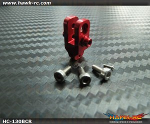 Hawk Creation CNC Boom Clamp Red For 130X