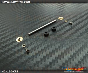 Hawk Creation Harden Feathering Shaft Set For 130 X