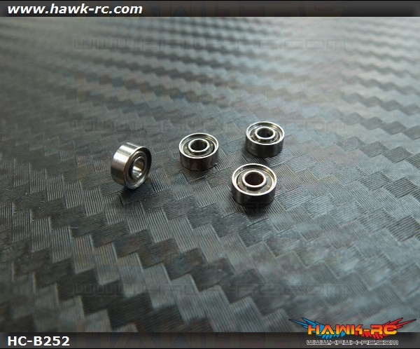 2*5*2 Japan Bearing Set For OXY3 DFC ARM (4pcs)