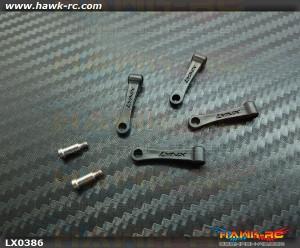 LYNX DFC Plastic Rod Set -130 X