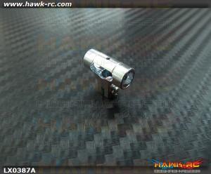 LYNX DFC Center Hub- Silver -130 X