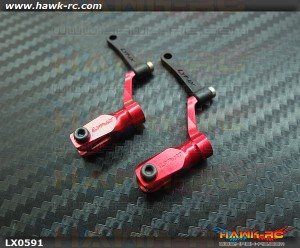 LYNX DFC Head Main Grip - Red Devil Edition -130 X