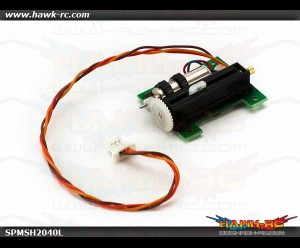 2.9G LINEAR LONG THROW SERVO 130 X