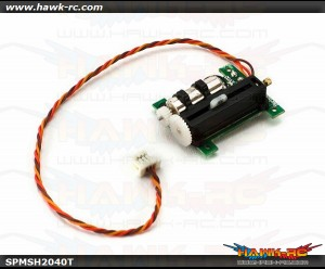 2.9G LINEAR TAIL SERVO 130 X