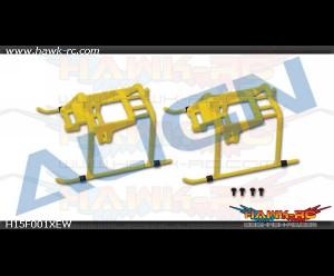 150 Landing Skid - Yellow - T-REX 150 DFC