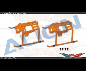 150 Landing Skid - Orange - T-REX 150 DFC