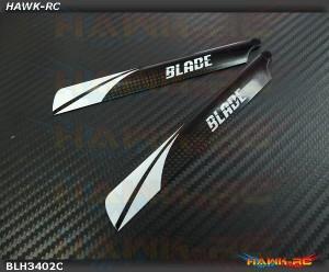 Carbon Fiber Main Blades: 180 CFX