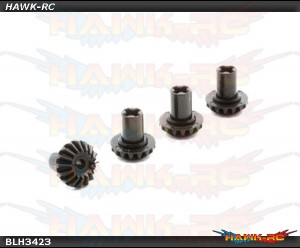 Torque Tube Gear: 180 CFX
