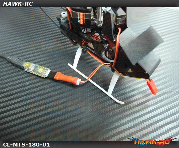 CASTLE-LINK-USB + Mini JST Adapter (180CFX ESC Program)