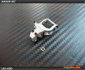 LYNX Ultra Tail Case Silver - 180CFX