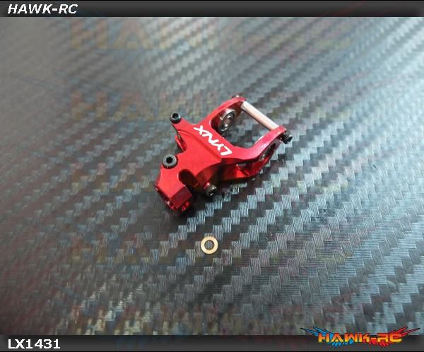 LYNX Ultra Tail Case Red - 180CFX