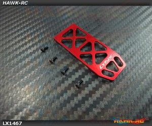 LYNX Ultra Battery Tray Red - 180CFX