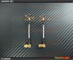 Tarot 5.8G Leaf Antenna Video TX/RX Set - Q250A