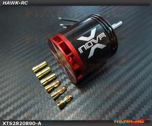 Xnova XTS-XNOVA 2820-890KV-10P Shaft A (G-380)