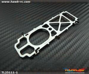 Tarot 250/SE/PRO/DFC Metal Bottom Plate (Silver)