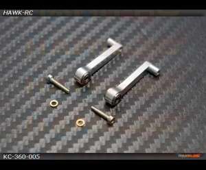 Main Rotor Washout Control Arm (2pcs) - Chase 360