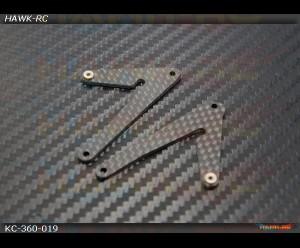 Slide Panel Plate (2pcs) - Chase 360
