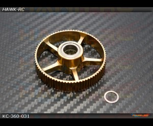 Main Gear 80T (Oneway Bearing Included) - Chase 360