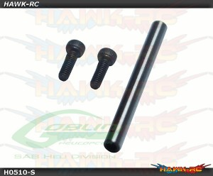 Steel Tail Spindle Shaft - Goblin 380