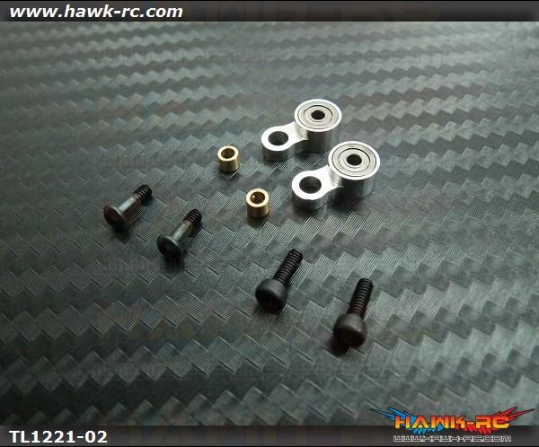 Tarot 450 Series Metal Tail Control Link (New Design)