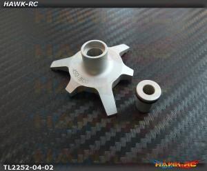 Tarot 450-500 Swashplate Leveler (Silver, 5/8mm)