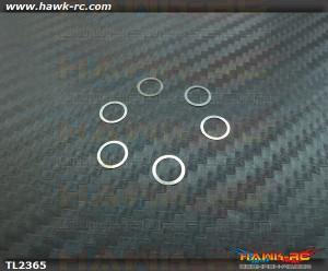 Tarot 450Pro/V2 TT Gear Adjust Washers x 6