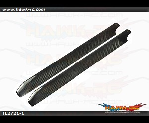 Tarot 360mm Carbon Fiber Main Blades