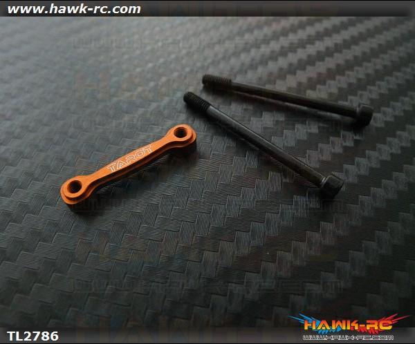 Tarot 450Pro/V2 Anti-Silp Tail Boom Locker (Orange)