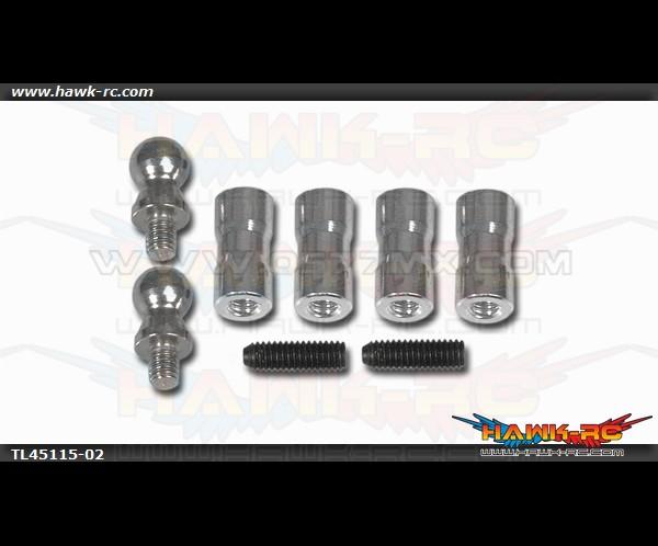 Tarot 450PRO/V2/Sport 3G Head Breakable Linkball
