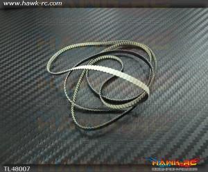 Tarot 450 Stretch Belt (453MXL, Width 3mm)