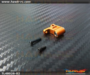 Tarot 450DFC V2 Main Blade Holders Extend Arm (Orange, 1pc)