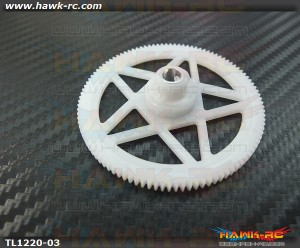 Tarot 450 Series Reinforcement Tail Drive Gear (White)