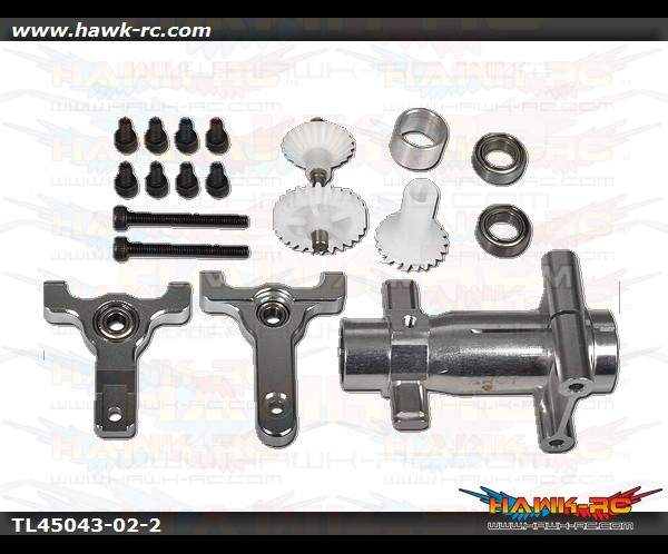 Tarot 450 PRO Parts Metal Tail Boom Mount TL45043-02