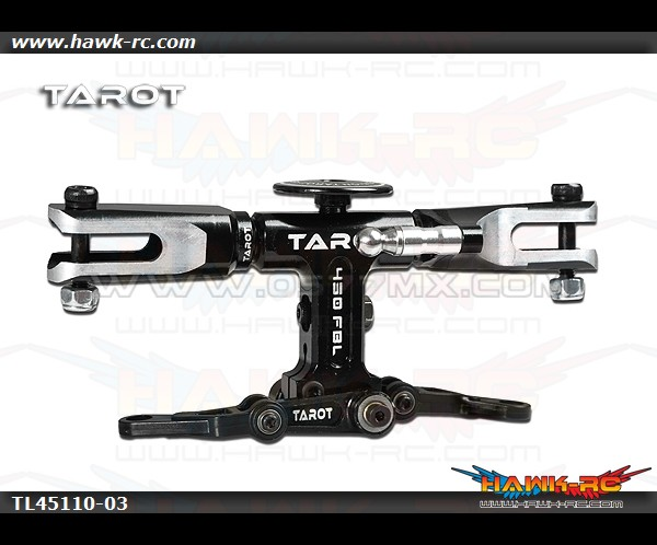 Tarot Newest 450 3G Head For 450Pro/V2 (Black)