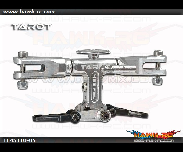 Tarot Newest 450 3G Head For 450Pro/V2 (Silver)