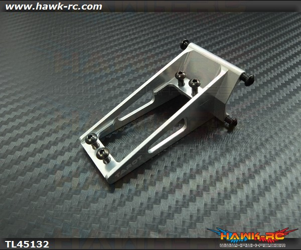 Tarot 450Pro/V2 Metal Tail Servo Mount (New Design)