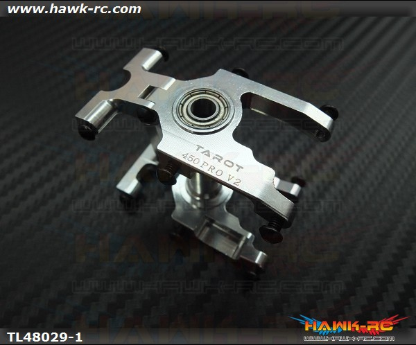 Tarot 450Pro/V2 One Piece Main Bearing Block Set